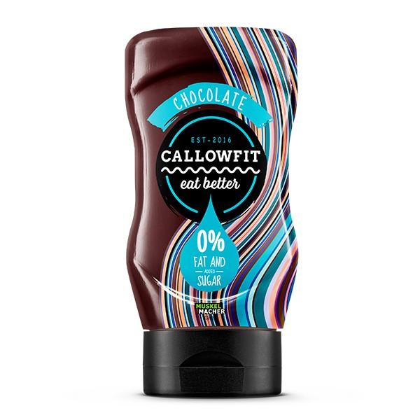Callowfit The Chocolate Sauce