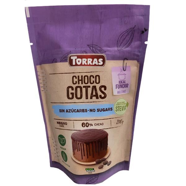 Torras Choco Drops Stevia