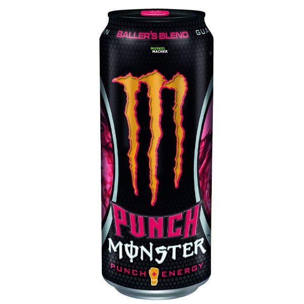 Monster Energy Baller's Blend Punch (US Version)