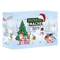 Muskelmacher Shop Adventskalender 2021