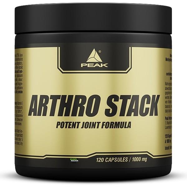 PEAK Arthro Stack (120 Kapseln)