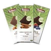 Torras Stevia Schokolade Dark Chocolate