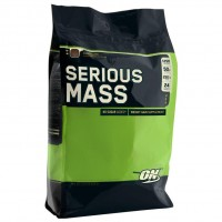 Optimum Nutrition Serious Mass Vanille 2727g