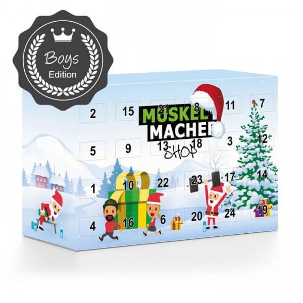 Muskelmacher Shop Adventskalender 2018 (Boys Edition)