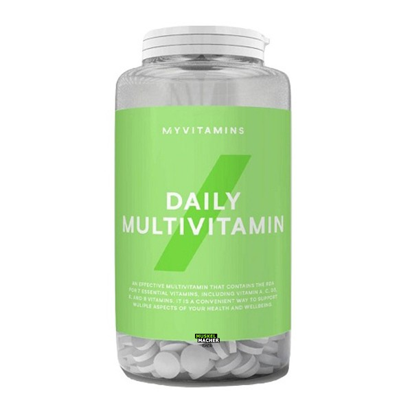 MyProtein Daily Multivitamin