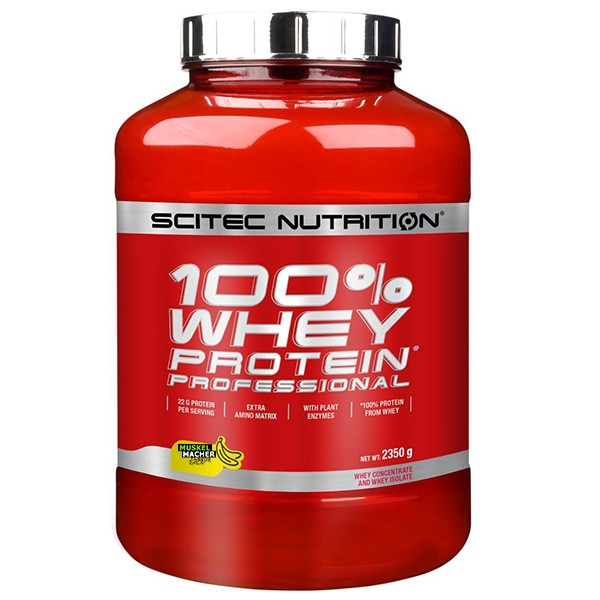 Scitec Nutrition 100% Whey Professional