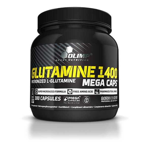 Olimp L-Glutamin Mega Caps