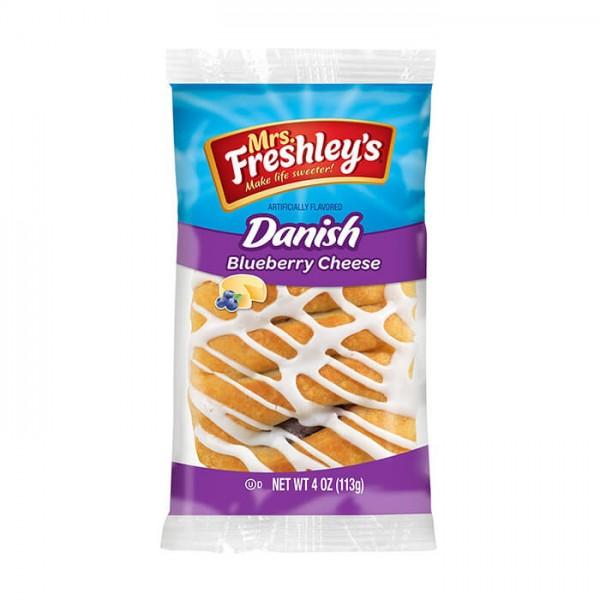 Mrs. Freshley's Danish Blueberry Cheese