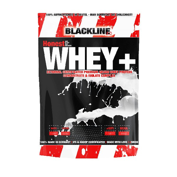 Blackline 2.0 Honest Whey+