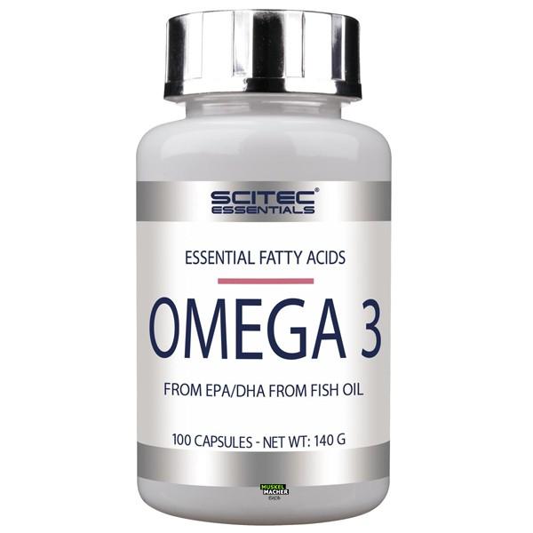 Scitec Nutrition Omega 3 (100 Kapseln)
