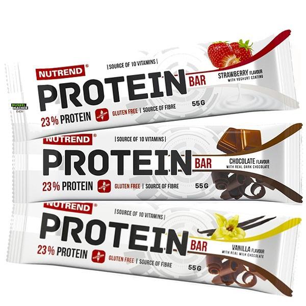 Nutrend 23% Protein Bar