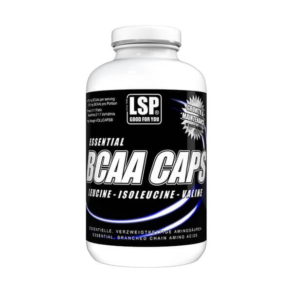 LSP BCAA Caps (100 Kapseln)