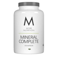 More Nutrition Mineral Complete (150 Kapseln)