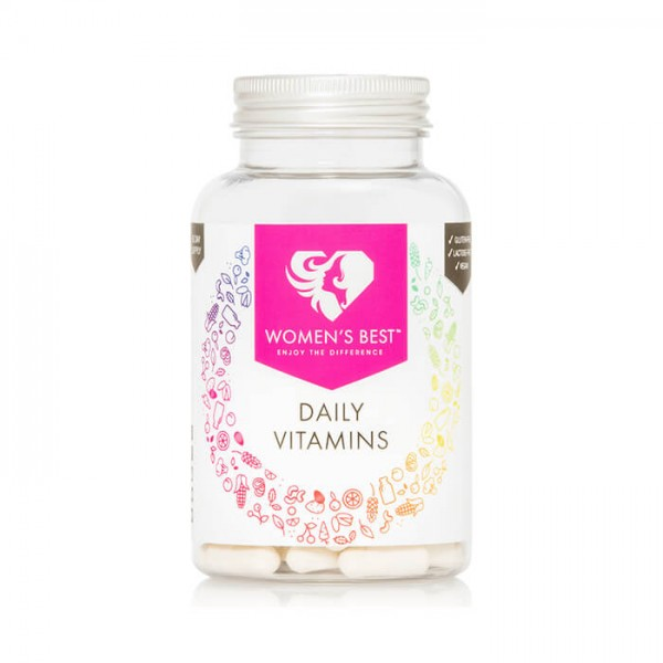 Women's Best Daily Vitamins (120 Kapseln)