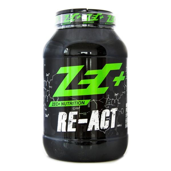 ZEC+ Re-Act