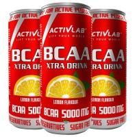 Activlab BCAA Xtra Drink Orange 330 ml