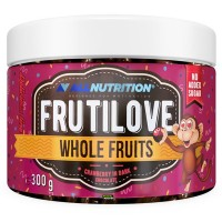 All Nutrition Fruitilove Whole Fruits Cranberry in Dark Chocolate