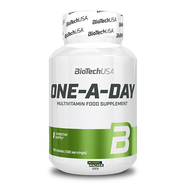 BioTech USA One-A-Day (100 Tabletten)