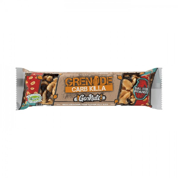 Grenade Carb Killa Go Nuts Bar