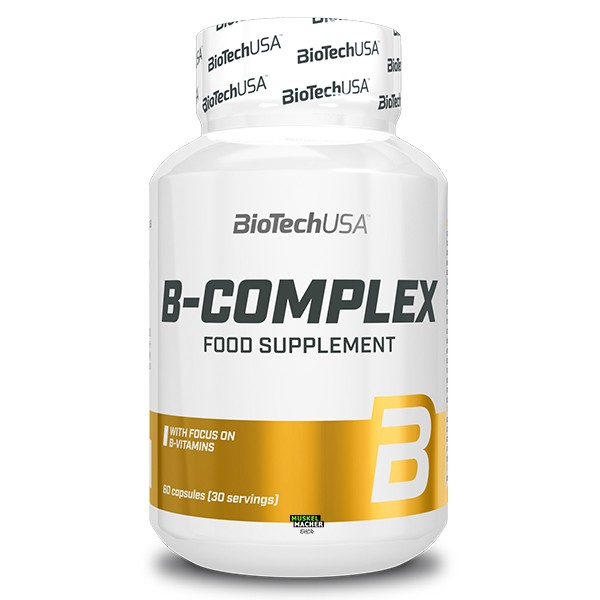 BioTech USA B-Complex (60 Tabletten)