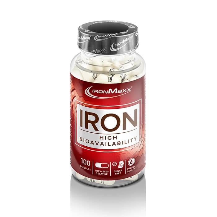 Ironmaxx Eisen (100 Kapseln)
