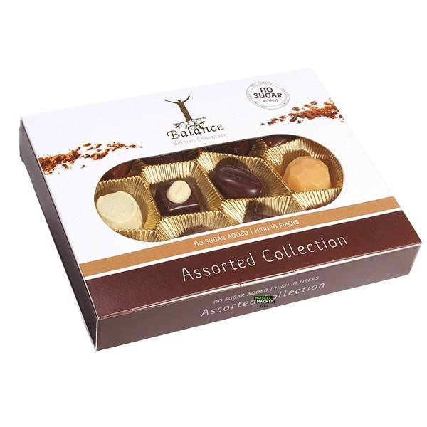 Balance Belgian Chocolate No Added Sugar Pralinen