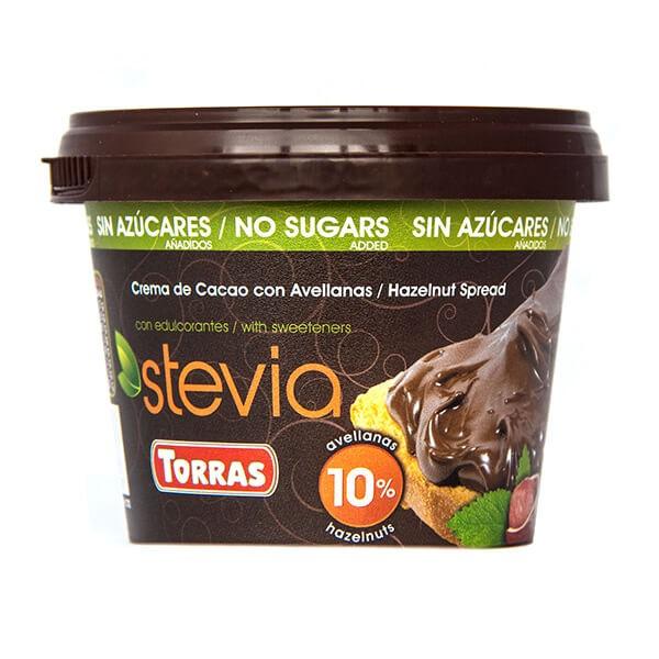 Torras Stevia Nuss-Nougat Creme