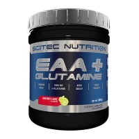 Scitec Nutrition EAA + Glutamine Cherry Lime