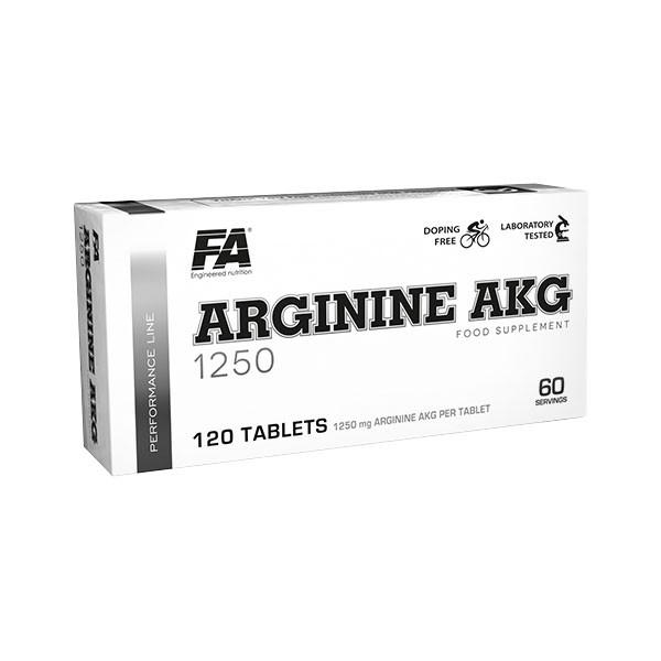 FA Arginine AKG 1250 (120 Tabletten)