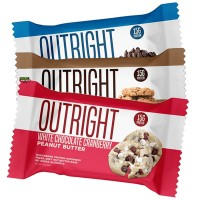 MTS Nutrition Outright Protein Bar Butterscotch Peanut Butter
