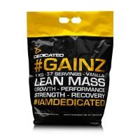 Dedicated Weight Gainer #Gainz Chocolate