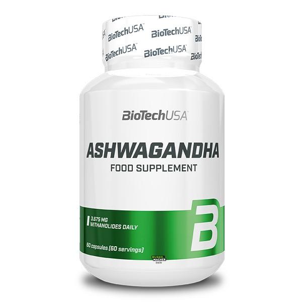 BioTech USA Ashwagandha (60 Kapseln)
