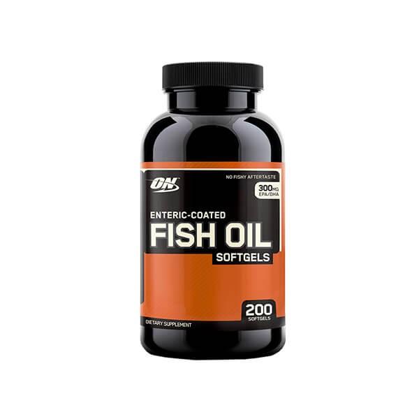 Optimum Nutrition Enteric Coated Fish Oil (200 Kapseln)