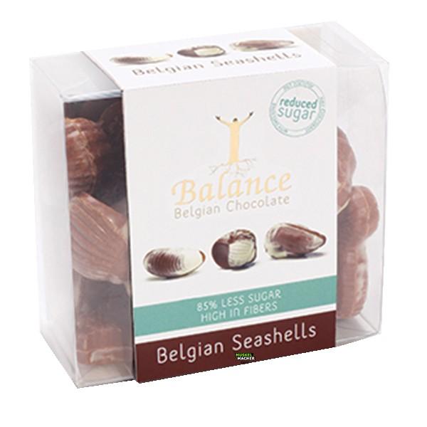 Balance Belgian Chocolate Seashells