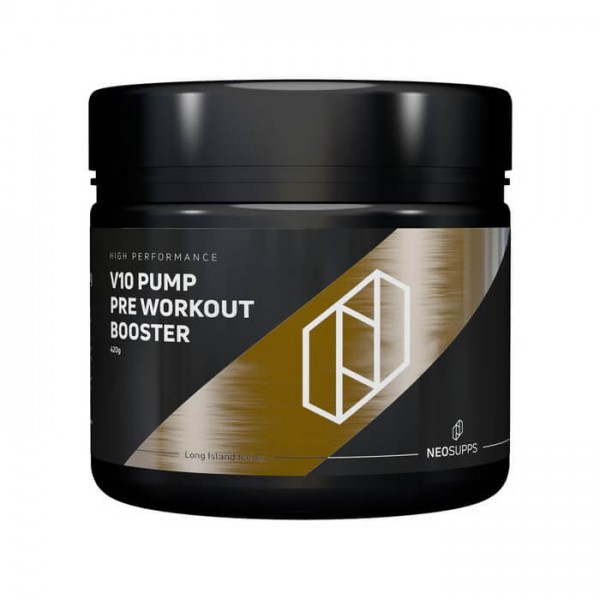 Neosupps Pre Workout Booster V10 Pump