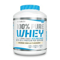 BioTech USA 100% Pure Whey Chocolate Peanut Butter|1000g Beutel
