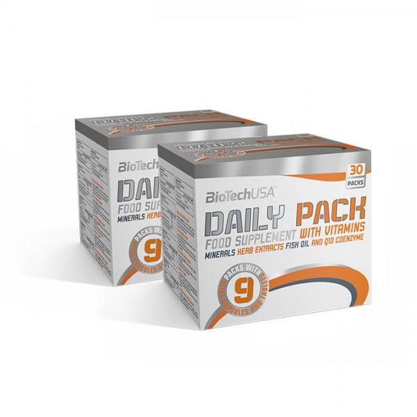 BioTech USA Daily Pack Doppelpack