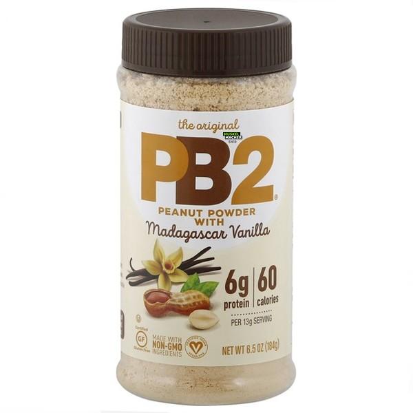 PB2 Peanut Butter Powder Madagascar Vanilla