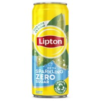 Lipton Ice Tea Sparkling Zero Sugar