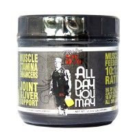 Rich Piana 5% Nutrition All Day You May Blue Raspberry