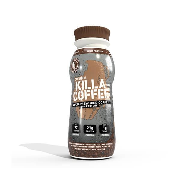Grenade Killa Coffee