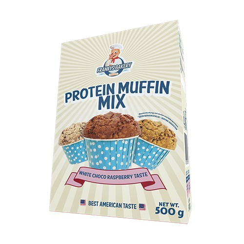 Frankys Bakery Protein Muffin Mix