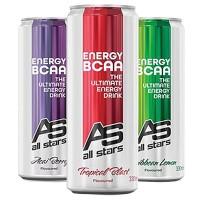 All Stars Energy Drink BCAA Acai Berry