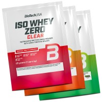 Biotech USA Iso Whey Zero Clear 25g Probe Lime