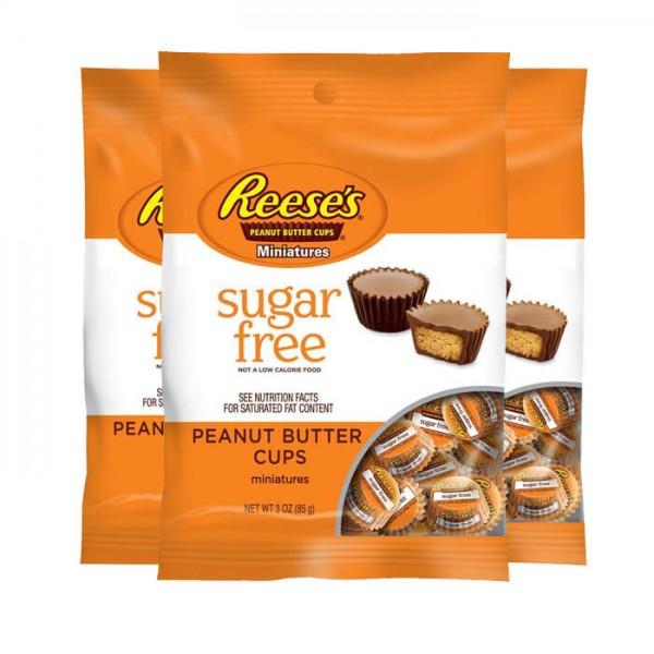 Reese's Sugar Free Peanut Butter Cups Vorteilspack