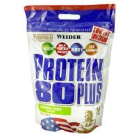 Weider Protein 80 Plus 500g|Himbeer-Sahne