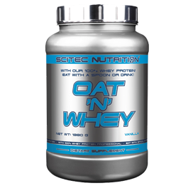 Scitec Nutrition Oat´n Whey