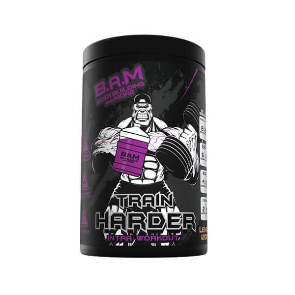 B.A.M. Train Harder